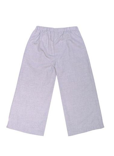 Pink&Orange Pantolon Gri
